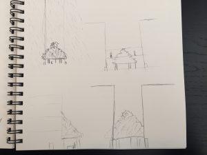 451 P5 Sketches